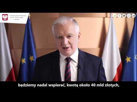 Jarosław Gowin – Plan dla pracy i rozwoju