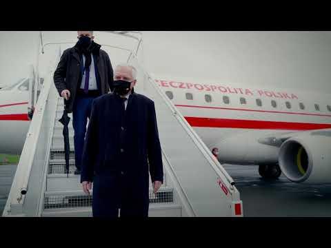 Wizyta Jarosława Gowina w Brukseli 3 grudnia 2020 r.
