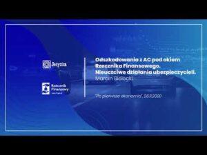Odszkodowania z AC – PR1 Polskiego Radia – Marcin Bielecki