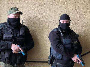 Polsko niemieckie ćwiczenia