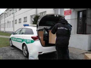 Warmińsko-Mazurska KAS pomogła szpitalowi w Braniewie