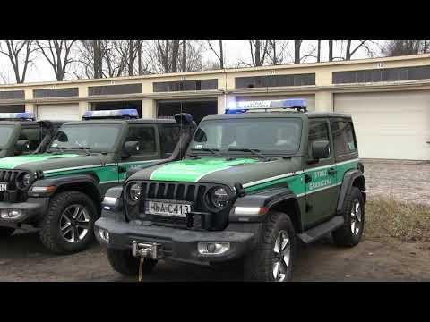 nowe pojazdy na granicy