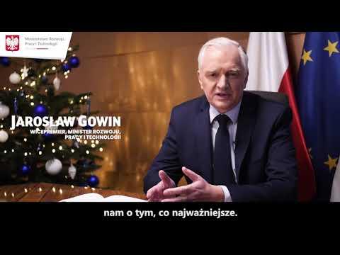 Życzenia świąteczne od kierownictwa MRPiT