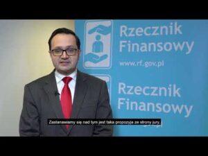 Podsumowanie IV edycji Konkursu RF na najlepszą pracę dyplomową – dr hab. Mariusz Golecki