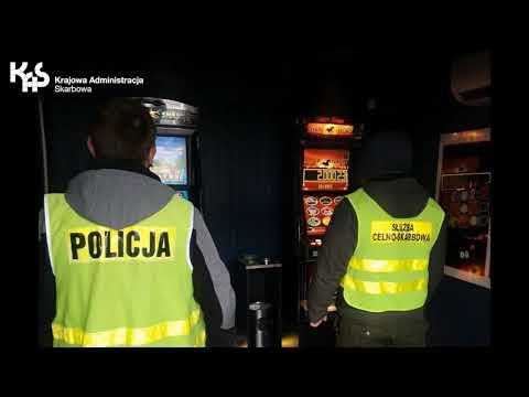 Kolejne automaty w Ostrowcu Świętokrzyskim zlikwidowane (audiodeskrypcja)