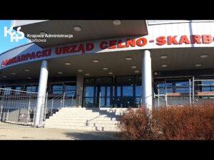 Nowy Naczelnik Podkarpackiego Urzędu Celno- Skarbowego w Przemyślu