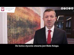 Robert Tomanek o Nowej Polityce Przemysłowej Polski – Q&A cz.2