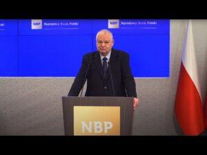 Konferencja Prezesa NBP 1#2021: Podsumowanie sytuacji gospodarczej 2020 roku