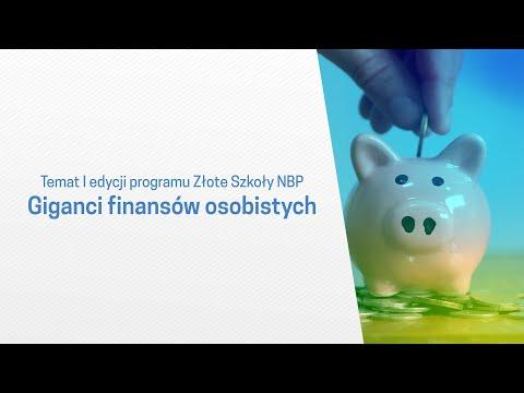 Złote Szkoły NBP – Giganci finansów osobistych