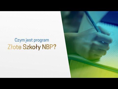 Złote Szkoły NBP – Czym jest program Złote Szkoły NBP?