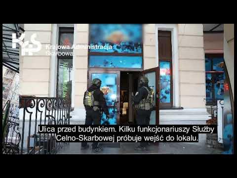 Nielegalny salon gier w centrum Szczecina
