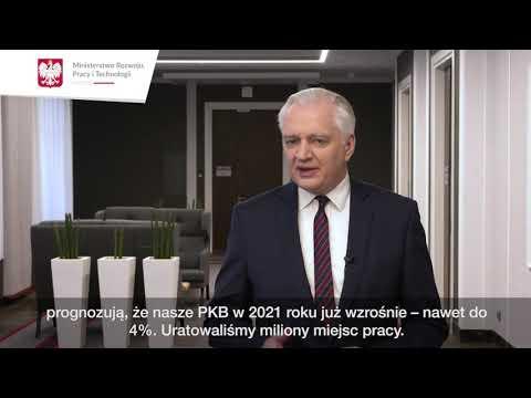 Komentarz Jarosława Gowina nt. PKB