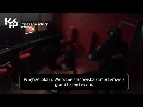 Nielegalny salon gier w Myśliborzu zamknięty przez KAS