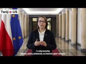 Szef KAS Magdalena Rzeczkowska o e-Urzędzie Skarbowym