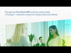 AD, N – Złote Szkoły NBP – nagrody w I edycji programu