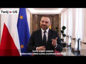 Pełnomocnik ministra finansów ds. informatyzacji Przemysław Koch o e-Urzędzie Skarbowym