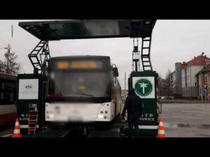 Niezadowalający stan techniczny autobusów