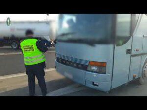 Przyjechał z Ukrainy autobusem bez ubezpieczenia