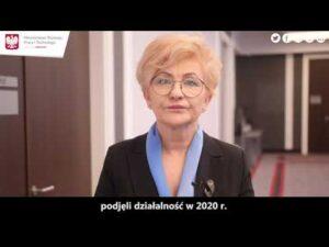 Iwona Michałek o dotacjach dla przedsiębiorstw