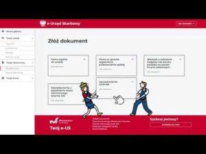 Odwiedź e-Urząd Skarbowy na podatki.gov.pl (audiodeskrypcja)