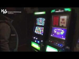 KAS zlikwidowała nielegalne salony gier
