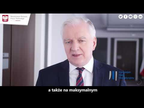 """""""Inwestycje kluczem do ożywienia gospodarczego"""" – konferencja MRPiT i EIB"""