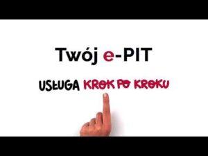 Twój e-PIT – instruktaż jak się rozliczyć