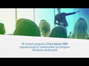 AD, N – Złote Szkoły NBP – Czym jest program Złote Szkoły NBP?