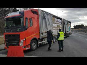 Transporty odpadów z nieprawidłowościami