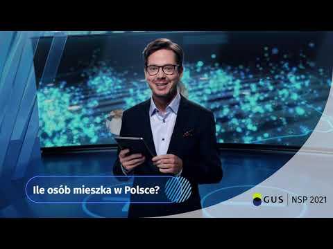 Liczymy się dla Polski – Narodowy Spis Powszechny 2021 – napisy w j. polskim