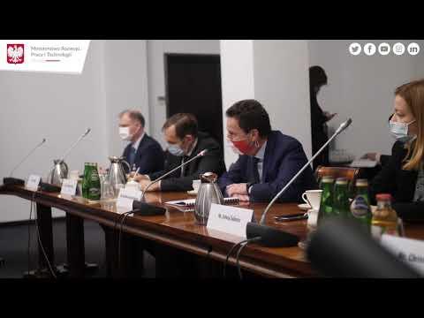 2021 03 05 spotkanie z przedstawicielami MEDEF