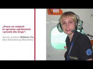 Kobiety z Krajowej Administracji Skarbowej w misjach zagranicznych