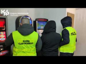 Walka z nielegalnym hazardem trwa