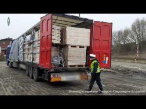 Jak nie przewozić ładunku
