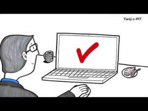 Twój e-PIT – instruktaż jak się rozliczyć (audiodeskrypcja)
