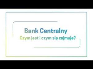Bank Centralny − Czym jest i czym się zajmuje?