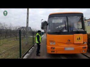 Autobusy szkolne z usterkami