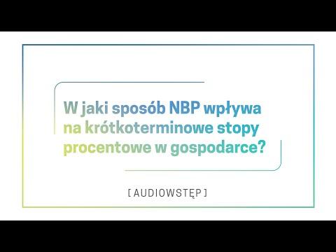 AD, N – W jaki sposób NBP wpływa na krótkoterminowe stopy procentowe w gospodarce?