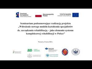Zakład Ubezpieczeń Społecznych konferencja 19.03.2021 DE