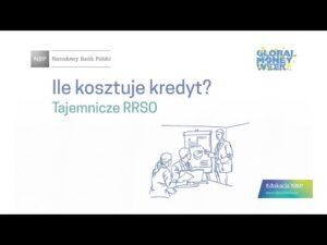 Read more about the article Ile kosztuje kredyt? Tajemnicze RRSO