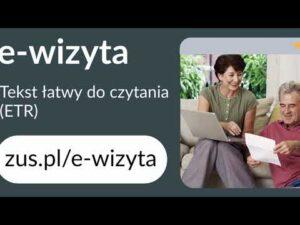 e-wizyta. Tekst łatwy do czytania (ETR)