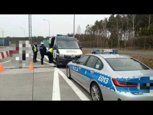 Nietrzeźwy kierowca zatrzymany przez ITD