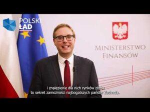 Read more about the article Wiceminister Jan Sarnowski o pakiecie ulg na innowacje #PolskiŁad