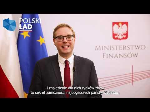 Wiceminister Jan Sarnowski o pakiecie ulg na innowacje #PolskiŁad