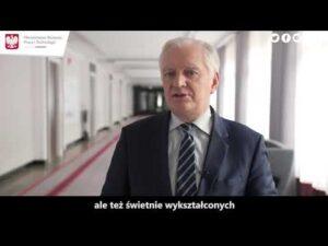 Read more about the article Jarosław Gowin o rzemieślnikach