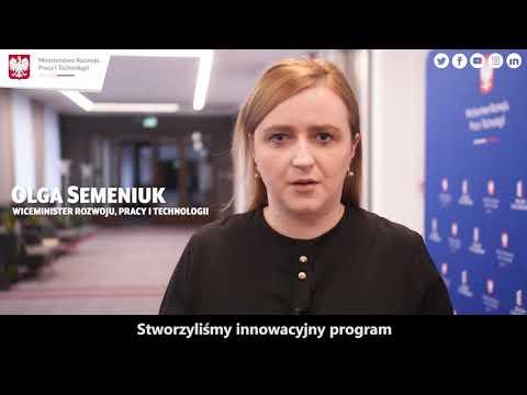 Olga Semeniuk o Polskim Inkubatorze Rzemiosła