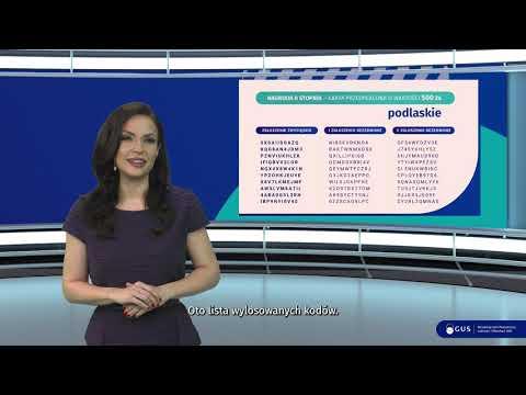 Loteria NSP – Pierwsze losowanie nagród I i II stopnia z dnia 7 maja 2021 r.