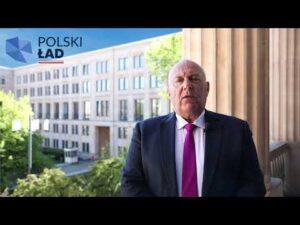 Minister finansów, funduszy i polityki regionalnej Tadeusz Kościński o #PolskiŁad