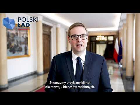 Wiceminister finansów Jan Sarnowski o programie zachęt podatkowych dla przedsiębiorstw w #PolskiŁad