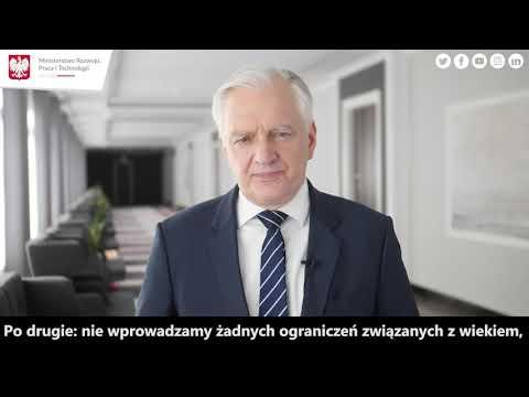 Jarosław Gowin o Bonie Mieszkaniowym
